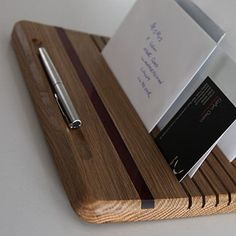 Desk Tidy and letter Rack by MijMoj | yourindies.com