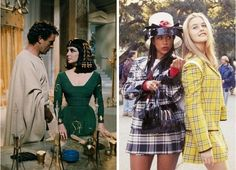 My favorite character in Clueless was Cher's capable driver outfit.