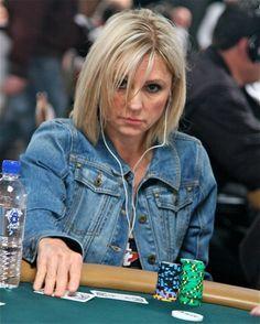 Girls of the world series of Poker