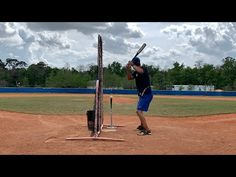 In this video, Nick Shaw, former Brewers Middle Infielder shares the 4 baseball hitting drills he did before every baseball game to get him locked in and rea. Baseball Tips, Baseball Field, Funny Baseball, Baseball Stuff, Softball Coach, Baseball Players, Hitting Drills Softball, Batting Tee, Baseball Training