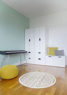29 meilleures images du tableau chambre bébé vert d\'eau | Bedrooms ...