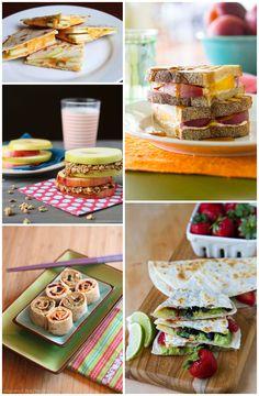 10 Kid-Friendly Sandwiches Other than PB&J