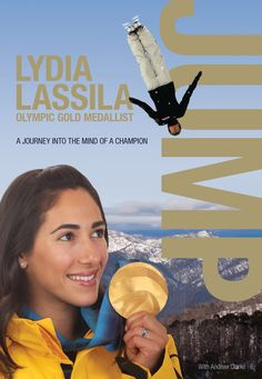 Lydia Lassila JUMP « Lydia Lassila – Aerial Skiing Olympic Champion @LydiaLassila #Karbon #GoAUS #therearenolimits