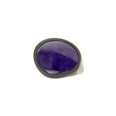 Ring made of sterling silver 925 with violet agate Agate, Gemstone Rings, Gemstones, Sterling Silver, Gold, Jewelry, Jewlery, Gems, Jewerly