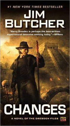 Changes (Dresden Files Series #12) - Jim Butcher