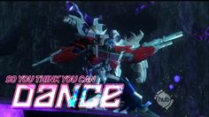 Hey baby! Your show is on! Honey? For Cybertron you will lose it!  Who is dancing?  In this episode, holy Primus, Megatron and Optimus in the tango duet!