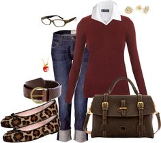 "2nd Place, ""Back to school"" by invitingcreations on Polyvore"