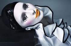 Image Hosted by ImageShack.us | Clown | Circus | Stage Makeup