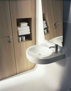Duravit washbasin Architec wall-mounted
