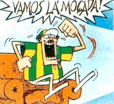 Pacheco, Camisa 12!