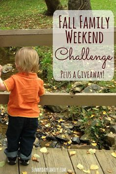 Bring the FUN back to your Fall weekends with our Fall Family Weekend Challenge! Find fun activities for every weekend this Fall plus an awesome giveaway. #FisherNutExactly [ad]