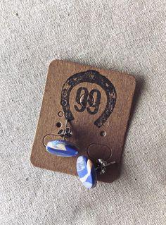 Free shipping! New range of handmade jewellery at 99 Farm Gift Shop Handmade Jewellery, Unique Jewelry, Handmade Gifts, Girls Jewelry, Handmade Polymer Clay, Etsy Seller, Range, Stud Earrings, Free Shipping