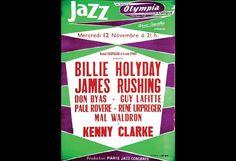 BILLIE HOLLIDAY IN PARIS