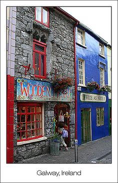 O And F Galway ... BEEN THERE,SEEN THAT | Pinterest | Ireland, Castles and The O'jays