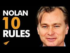 He's an English-American film director, screenwriter, and producer. He's one of the highest-grossing directors in history, and among the most successful film. Nolan Film, Screenwriters, Film Making, Christopher Nolan, Film Director, Cinematography, Success, Study, Tech