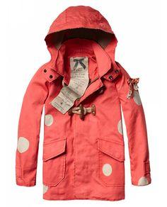 Bonded vintage raincoat - Jackets - Official Scotch & Soda Online Fashion & Apparel Shops