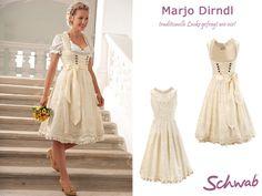 Mit dem hochwertigen #Marjo #Dirndl kann das #Oktoberfest beginnen!
