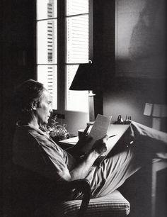 The Search: Author Richard Ford. Photo: Jill Krementz