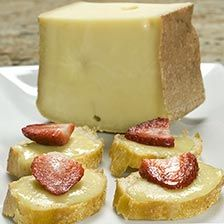 Hard cheeses for K 2:  Hard cheeses are aged cheeses. They are crumbly and dry, but not shriveled up. Great for crumbling and grating, some of the most popular hard cheeses are Italian, like Parmigiano, Grana Padano and Pecorino Romano