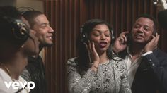 Empire Cast - Ain't About The Money (feat. Jussie Smollett and Yazz) [Official Video] Serie Empire, Empire Cast, Step Aerobic Workout, Aerobics Workout, Workout Mix, Music Like, My Music, Replay, Jussie Smollett