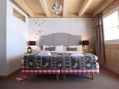 Charming chalets and cozy rooms, great views in the heart of Switzerland and a Hästens experience, of course @ Hamilton lodge, Belalp/Switzerland