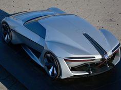 2016 VW coupe GTE Ge concept