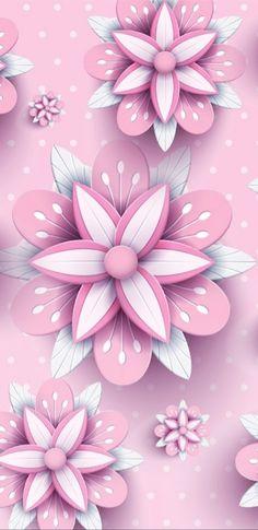 Flowery Wallpaper, Flower Phone Wallpaper, Wallpaper Iphone Disney, Paper Wallpaper, Tumblr Wallpaper, Cellphone Wallpaper, Screen Wallpaper, Mobile Wallpaper, Flower Backgrounds