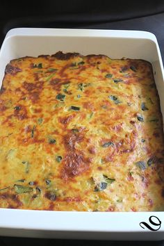 Gratin de courgettes de la tribu - 48 Classic Italian Recipes That Make Us Want to Quit Our Jobs . Italian Appetizers, Appetizer Recipes, Zucchini Pizzas, Dinner Party Recipes, Family Meals, Italian Recipes, Macaroni And Cheese, Food And Drink, Ainsi