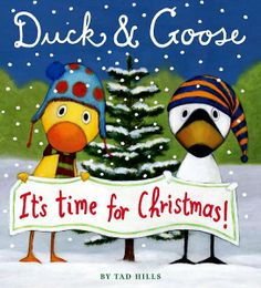 Duck & Goose, It's Time for Christmas! #rhcbholiday #contest