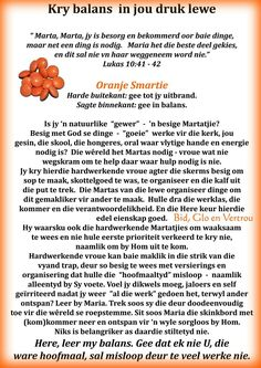 Balans Prayer Verses, Bible Verses, Daily Quotes, True Quotes, Afrikaanse Quotes, Prayer Board, Strong Quotes, Good Morning Quotes, Text Messages