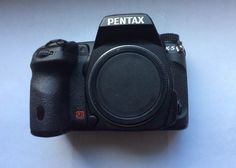 Pentax K-5 body w/Box 16.3MP Digital SLR Camera