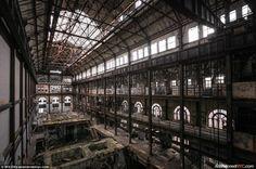 Glenwood Power Station in New York