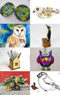 Artistic creative bunch at Etsy - cool finds of the day by Lucine . on Etsy--Pinned with TreasuryPin.com  indie shops curated by: https://www.etsy.com/shop/Bachigs