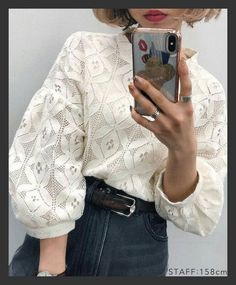 Discover recipes, home ideas, style inspiration and other ideas to try. Look Fashion, Hijab Fashion, Fashion Dresses, Womens Fashion, Fashion Design, Iranian Women Fashion, Korean Fashion, Blouse Styles, Blouse Designs