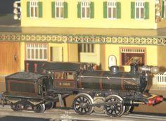 Old Marklin train