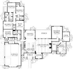 House Plan 3988-06 - The Eversley