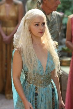 """Daenerys who is """"Mother of Dragons."""""""