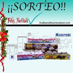 Sorteo de Navidad con Maritoñi