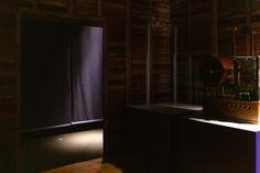 Inside the Tesla Exhibition in Spazio Ventura XV at the former Faema location. Faema was founded in 1945 and still produces espresso machines. It is actually located in Binasco. News Space, Factories, Espresso, Milan, Italy, Home Decor, Espresso Coffee, Italia, Decoration Home