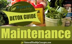 Maintenance & Post Detox Diet Plan
