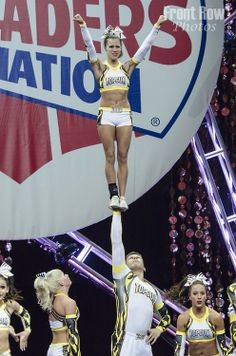 Top Gun Large Coed at NCA Nationals photo by Front Row Photos