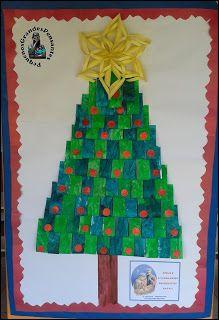 """Pequenos Grandes Pensantes.: Apresentações e Murais de Natal do P.E.M. """"Cantinh..."""