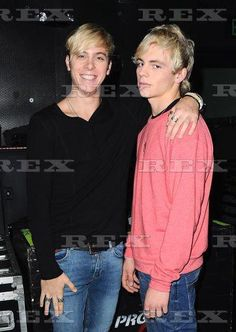 Riker and Ross