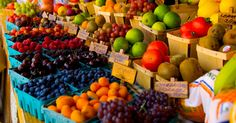 The Ultimate Guide to Which Fruits are in Season and the Best Time to Eat Them…to Maximize Health Benefits