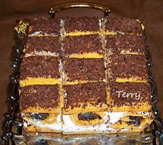 Фото Hungarian Cake, Tiramisu, Recipies, Sweets, Food And Drink, Baking, Ethnic Recipes, Desserts, Poppy