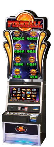L a slot machine co