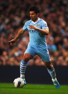Sergio Aguero. #Soccer