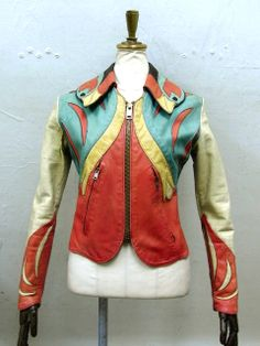 incredible vintage East West jacket