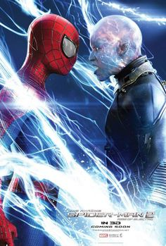 The Amazing Spider-Man 2 – más posters