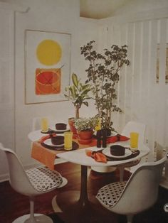 ULTRAFINEPOINT: 1970s Decor